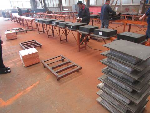 High Damping Rubber Bearing Protect Bridges Or Building In